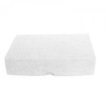 Caixa Presente N°0  Branca 15x11x3.5cm 20 unidades - ASSK - Rizzo Embalagens