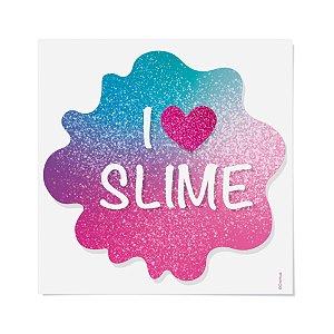 Transfer para Camiseta Festa Slime - Cromus - Rizzo Festas