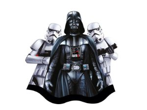 Chapéu Festa Star Wars - 8 unidades - Regina - Rizzo Festas