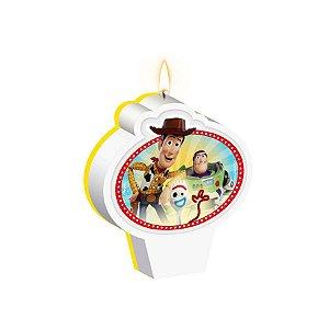Vela Festa Toy Story 4 - Regina - Rizzo Festas