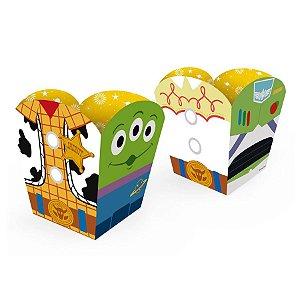 Cachepot Festa Toy Story 4 - 8 unidades - Regina - Rizzo Festas