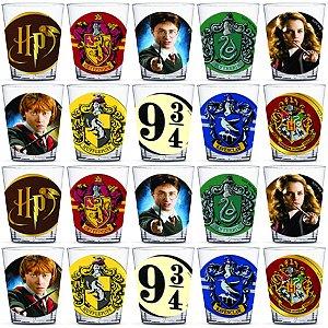 Copinho para Doces 40ml Festa Harry Potter - 20 unidades - Rizzo Festas