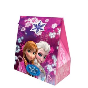 Caixa Surpresa Festa Frozen - 08 unidades - Regina - Rizzo Festas