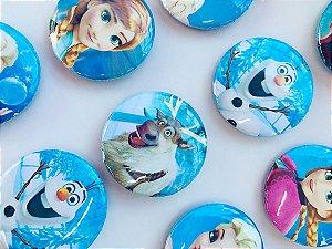Bottom para Lembrancinha Festa Frozen - 12 unidades - Rizzo Embalagens