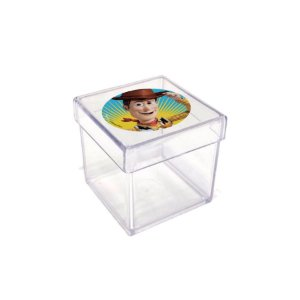 Caixinha Acrílica para Lembrancinha Festa Toy Story 4 - 20 unidades -  Rizzo Festas