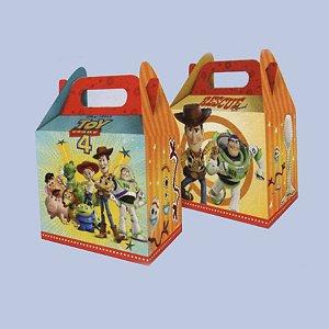 Caixa Surpresa Festa Toy Story 4 - 08 unidades - Regina - Rizzo Festas