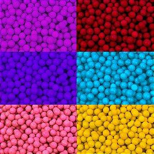 Mini Balinha para Lembrancinha Festa Sabor Tutti Frutti 500g - Rizzo Embalagens e Festas
