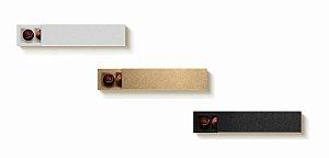 Caixa Luva Rentangular com Tampa  Cristal Para 10 Doces - Cromus Profissional - Rizzo Embalagens
