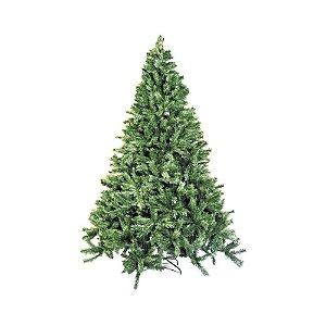Árvore de Natal Cordoba Verde 1,80m - 01 unidade - Cromus Natal - Rizzo Embalagens
