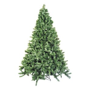 Árvore de Natal Cordoba Verde 2,40m - 01 unidade - Cromus Natal - Rizzo Embalagens
