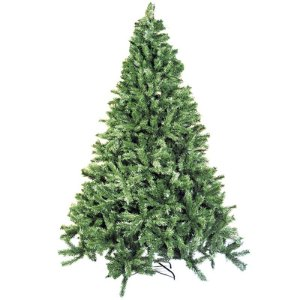 Árvore de Natal Cordoba Verde 3,00m - 01 unidade - Cromus Natal - Rizzo Embalagens