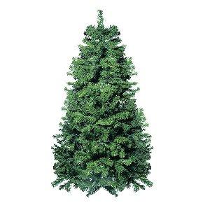 Árvore de Natal Verde de Parede  Verde 1,80m - 01 unidade - Cromus Natal - Rizzo Embalagens