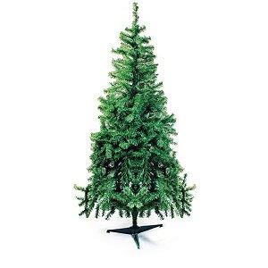 Árvore de Natal Portobelo Verde 2,10m - 01 unidade - Cromus Natal - Rizzo Embalagens