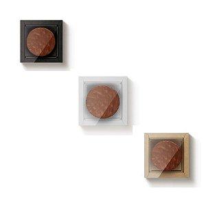 Caixa Para 01 Pão de Mel - Cromus Profissional - Rizzo Embalagens