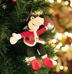Pateta de Pelúcia 15cm - 01 unidade Natal Disney - Cromus - Rizzo Embalagens