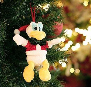 Pato Donald de Pelúcia 15cm - 01 unidade Natal Disney - Cromus - Rizzo Embalagens