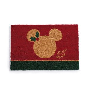Capacho Mickey Multicolorido 60cm - 01 unidade Natal Disney - Cromus - Rizzo Embalagens