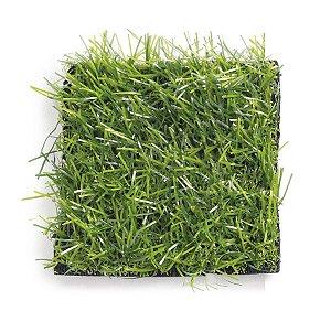 Grama Artificial Verde Linha Rustic 2m - 01 unidade - Cromus - Rizzo Embalagens