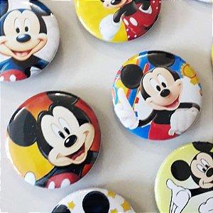 Bottom para Lembrancinha Festa Mickey- 12 unidades - Rizzo Embalagens
