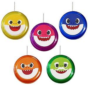 Ioiô para Lembrancinha Festa Baby Shark - 1 unidade - Rizzo Festa