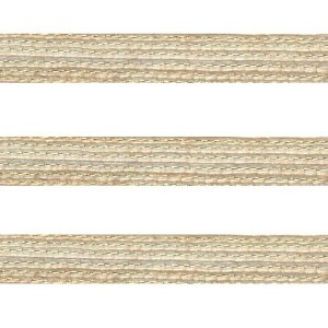 Fita de Juta fios dourados - 7520/102 - 10mt - Rizzo Embalagens