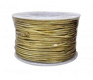 Cordão Ouro 1,0mm x 50 metros - Merita - Rizzo Embalagens