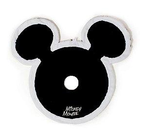 Saia para Árvore Mickey Preto e Branco 75cm - 01 unidade - Natal Disney - Cromus - Rizzo Embalagens