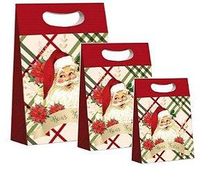 Caixa Presente Plus Magia - Cromus Natal - Rizzo Embalagens