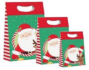 Caixa Presente Plus Divertida - Cromus Natal - Rizzo Embalagens