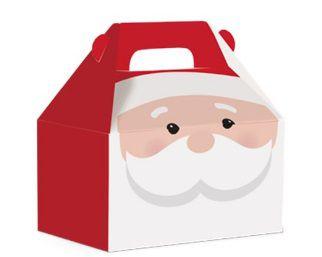 Caixa Maleta Kids Noel Natal 10 unidades - Natal Cromus - Rizzo Embalagens e Festas