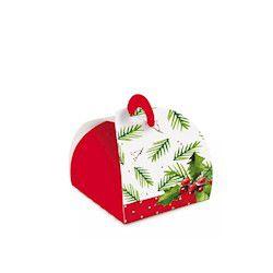 Caixa Bem Casado 24 unidades - Cromus Natal - Rizzo Embalagens