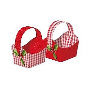 Forminha Para Doces Tradição 24 unidades - Cromus Natal - Rizzo Embalagens
