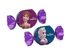 Porta Bombom Festa Frozen 2 - 8 unidades - Regina - Rizzo Festas
