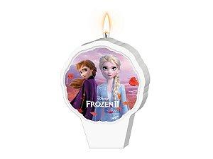 Kit Vela Festa Frozen 2 - 01 unidade - Regina - Rizzo Festas