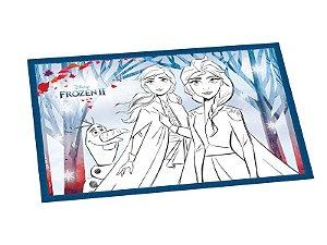 Lembrancinha para Colorir de Mesa Festa Frozen 2 - 8 unidades - Regina - Rizzo Festas