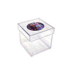 Caixinha Acrílica para Lembrancinha Festa Frozen 2 - 20 unidades - Rizzo Festas