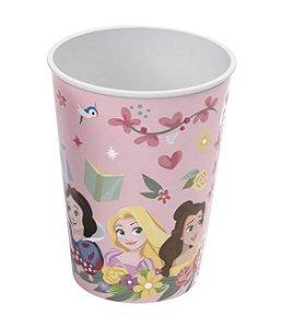 Copo de Plástico Princess 320ml - 1 unidade - Plasútil - Rizzo Festas