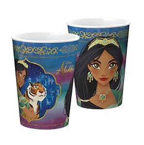 Copo de Plástico Festa Aladdin 320Ml - Plasútil - Rizzo Festas