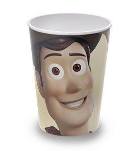Copo de Plástico Woody 320ml - 1 unidade - Plasútil - Rizzo Festas