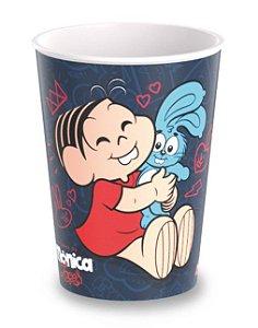 Copo de Plástico Monica Laços 320ml - 1 unidade - Plasútil - Rizzo Festas