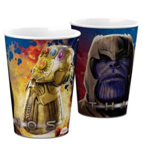 Copo de Plástico Thanos 320ml - 1 unidade - Plasútil - Rizzo Festas