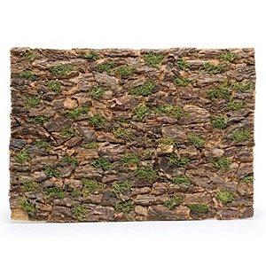 Jogo Americano Retangular Madeira Verde Rústico - 30cm x 45cm - Linha Rustic - Cromus Páscoa Rizzo Embalagens