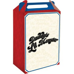 Caixa Surpresa Festa Arlequina - 8 unidades - Festcolor - Rizzo Embalagens
