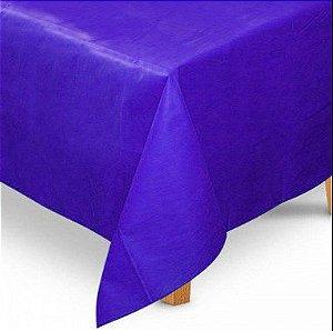 Toalha de Mesa Quadrada em TNT (1,00m x 1,00m) Roxa 5 unidades - Best Fest - Rizzo Embalagens