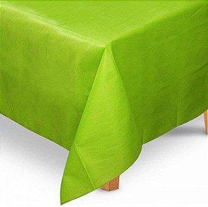 Toalha de Mesa Quadrada em TNT (1,00m x 1,00m) Verde Limão 5 unidades - Best Fest - Rizzo Embalagens