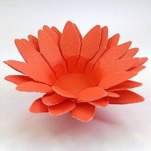 Forminha para Doces Floral Lee Colorset Vermelho - 40 unidades - Decorart