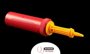 Inflador Manual para Balões - 01 unidade - Bonus Infladores - Rizzo Festas