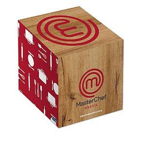 Caixa Surpresa Cubo Festa Master Chef - 8 unidades - Festcolor - Rizzo Embalagens