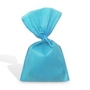 Saco em TNT (1,00m x 1,40m) Azul Claro - 01 unidade - Best Fest - Rizzo Embalagens