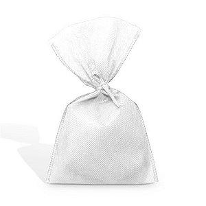 Saco em TNT (1,00m x 1,40m) Branco - 01 unidade - Best Fest - Rizzo Embalagens